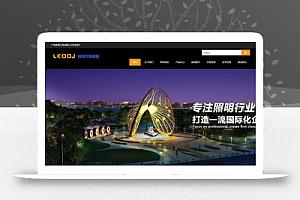 【织梦模板】dedecms响应式舞台租赁显示屏类网站织梦营销型网站模板自适应手机端
