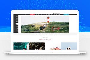 【织梦】dede内核婚纱影楼婚礼摄影拍摄企业网站模板带手机版